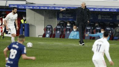زيدان وريال مدريد في ورطة حقيقية قبل مواجهة خيتافي في الدوري الإسباني!