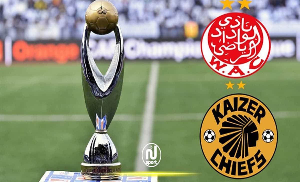 دوري أبطال أفريقيا: مصر تعتذر عن استضافة الوداد وكايزر تشيفس - صور nessma.tv