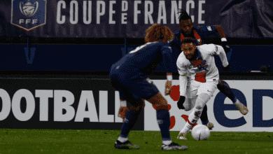 القلق يخيم على باريس بعد إصابة نيمار قبل موقعة برشلونة في دوري الأبطال.. - صور Afp