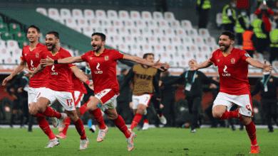 المدرب المساعد للأهلي المصري: برونزية كأس العالم خطوة مهمة لهذا الجيل من اللاعبين - صور Afp