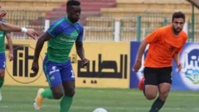 نتيجة مباراة البنك الاهلي ومصر المقاصة في الدوري المصري We