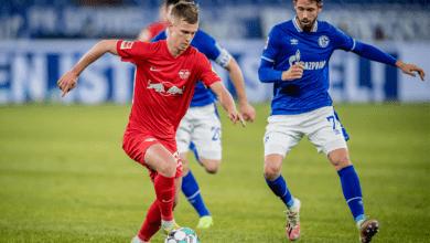 نتيجة مباراة شالكة ولايبزيج في الدوري الالماني