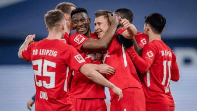 فيديو يوتيوب | شاهد اهداف مباراة شالكه ولايبزيج في الدوري الالماني اليوم