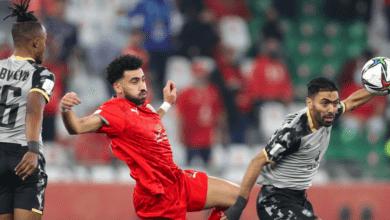 الاهلي والدحيل القطري في كأس العالم للأندية 2020