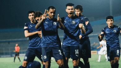 دييجو رولان يسجل في اول ظهور له مع بيراميدز امام طلائع الجيش في الدوري المصري