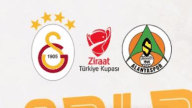 بث مباشر | مشاهدة مباراة جالطة سراي وألانياسبور في كأس تركيا 2021