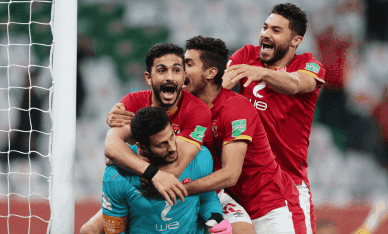 محمد الشناوي يقود الاهلي لهزيمة بالميراس في مباراة تحديد المركز الثالث ببطولة كأس العالم للأندية 2020