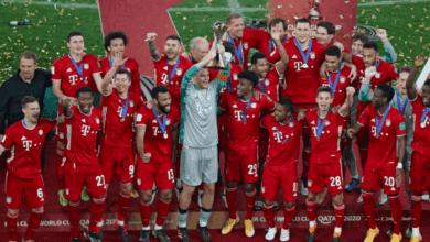 بايرن ميونخ يتوج بكأس العالم للأندية 2020
