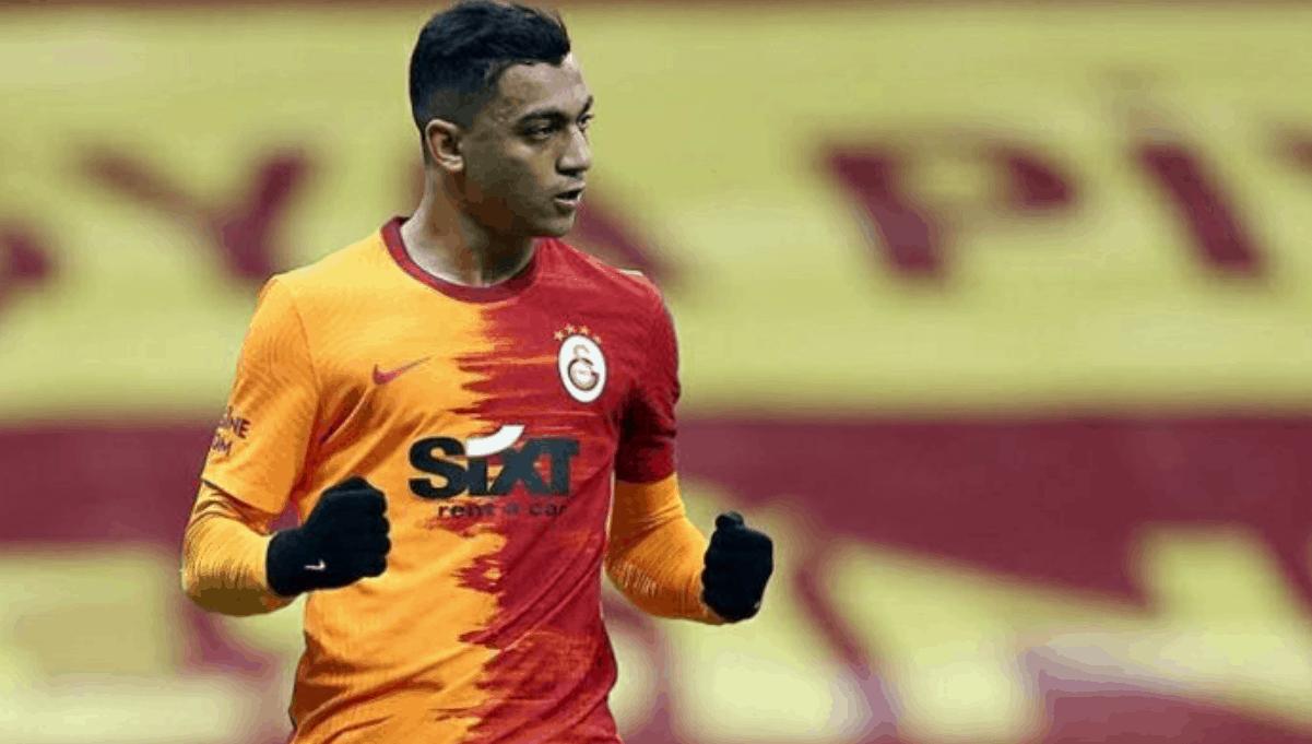 مصطفى محمد يسجل هدف جالطة سراي امام فنربخشة في الدوري التركي