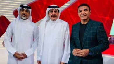 أحمد الطيب مقدم برنامج تكتيك على قناة الكأس القطرية ومعلق مباريات في بي ان سبورت