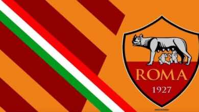شعار نادي روما الايطالي