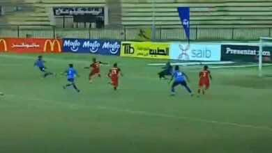 فيديو يوتيوب | شاهد اهداف مباراة سموحة ودكرنس في كأس مصر