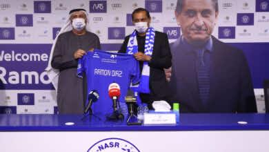 دياز يبدأ تجربة جديدة في المنطقة العربية مع النصر الإماراتي