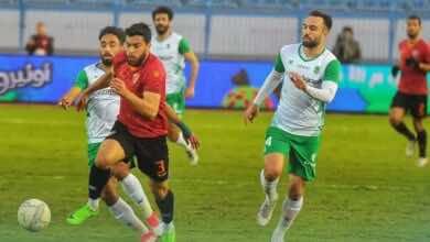 اهداف مباراة الاتحاد السكندري وسيراميكا كليوباترا في الدوري المصري (صور:twitter)