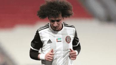 عموري بعد فسخ عقده مؤخرًا مع الجزيرة الإماراتي يمكن العودة للدوري السعودي!