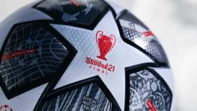 اديداس تهدي الاتحاد الاوروبي لكرة القدم الكرة الجديدة للأدوار النهائية في دوري ابطال اوروبا 2021/2020 - Adidas