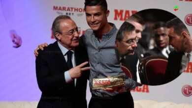 ما فعله بيريز مع رونالدو كان صحيحًا.. ريال مدريد نجا من كارثة بعد تسريب عقد ميسي!