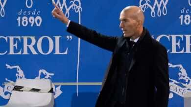 ريال مدريد يُرهن مستقبل زيدان بمواجهة اتلانتا في دوري ابطال اوروبا