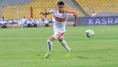 نتيجة مباراة الزمالك وسيراميكا كليوباترا في الدوري المصري We (صور:Google)