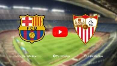 بث مباشر | مشاهدة مباراة برشلونة واشبيلية في كأس ملك اسبانيا