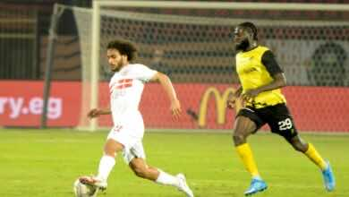 نتيجة مباراة الزمالك ووادي دجلة في الدوري المصري We (صور:twitter)