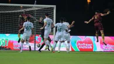 فيديو يوتيوب | شاهد اهداف مباراة الاهلي والنصر في الدوري السعودي (صور:twitter)