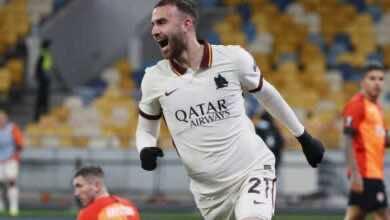 فيديو يوتيوب | شاهد اهداف مباراة روما وشاختار دونيتسك فى الدوري الاوروبي