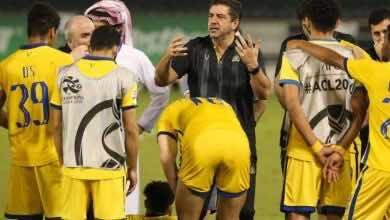 فيتوريا يكشف عن سعادته بالرحيل عن النصر السعودي