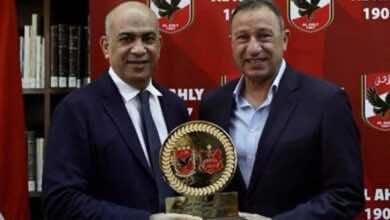 اتفاقية تؤامة بين الأهلي المصري وأهلي بنغازي الليبي