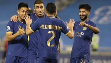 الدوري السعودي | غياب مؤثر في النصر قبل مباراة الباطن