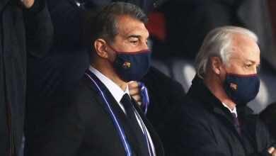 اخبار برشلونة | رابطة الدوري الاسباني تحسم موقفها من لابورتا
