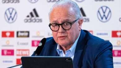 """رئيس الاتحاد الألماني يصف تنظيم قطر لبطولة كأس العالم 2022 بـ """"القرار غير الصائب"""""""