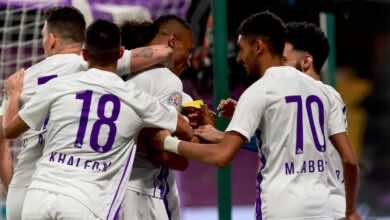 شاهد فيديو هدف لابا كودجو العالمي في مباراة العين وبني ياس ببطولة الدوري الاماراتي