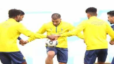 مفاجآت في تشكيلة النصر أمام الاتفاق! عودة الشهري واستبعاد حمدالله