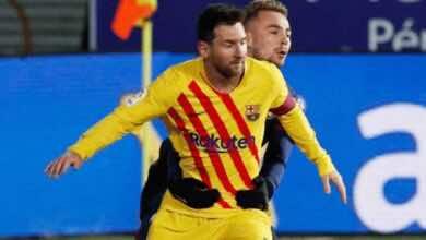 موعد مباراة برشلونة اليوم في الدوري الإسباني أمام هويسكا