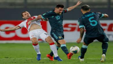 تصفيات أميركا الجنوبية لكأس العالم 2022 في مارس بسبب قيود السفر!