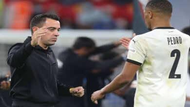 تشافي هيرنانديز سعيد بفوز فريقه السد القطري بدوري نجوم قطر