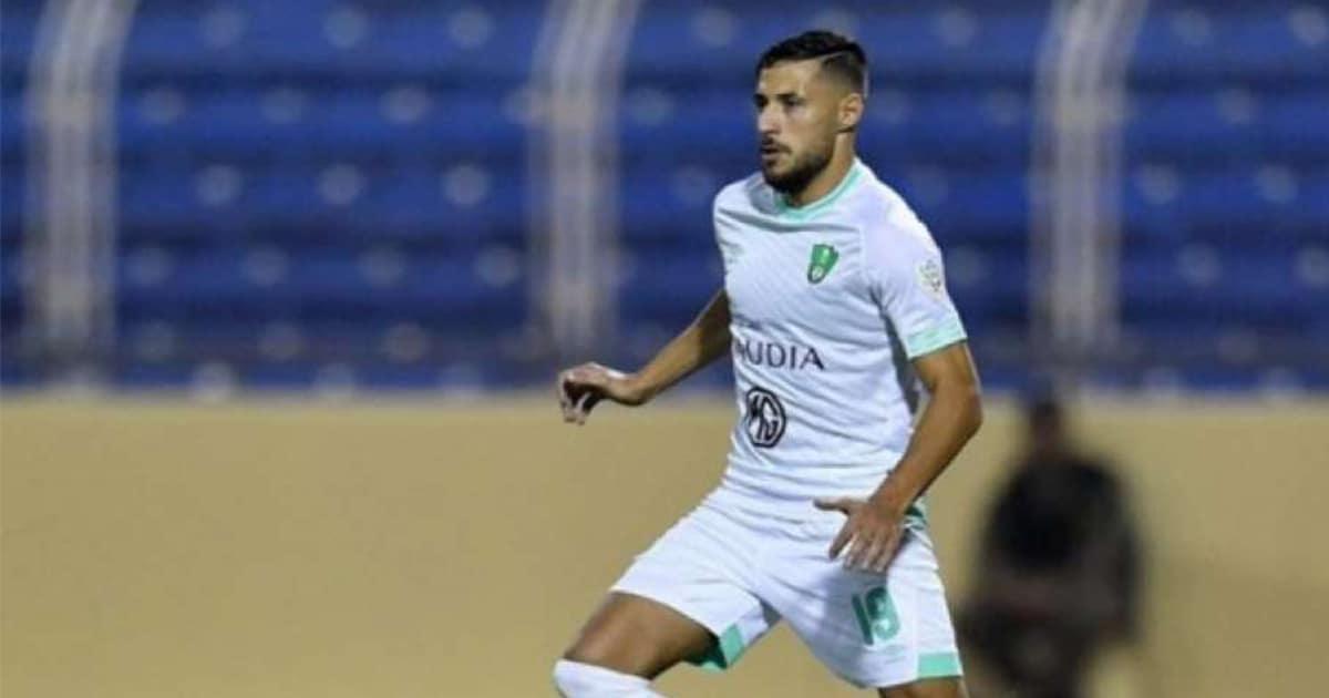الأهلي السعودي يغلق ملف قضية الجزائري يوسف بلايلي