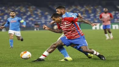 نجاح عملية الجزائري فوزي غلام لاعب نادي نابولي الإيطالي