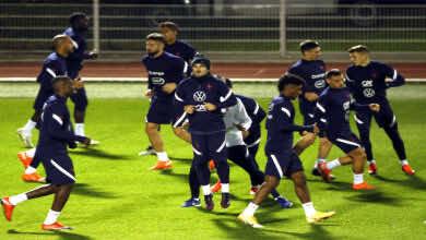لو غرايت يؤكد أن منتخب فرنسا سوف يذهب إلى مونديال قطر 2022