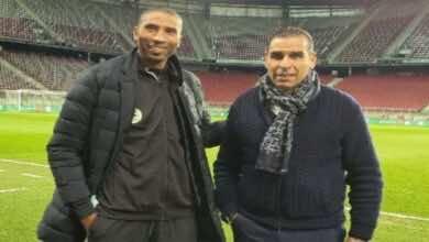 رئيس اتحاد الكرة الجزائري يعرب عن دهشته إزاء الانتقادات ضد المغربي وادو