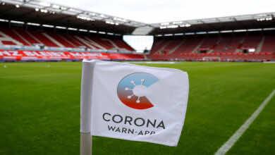 الأندية الألمانية تخسر مليار يورو بعد مرور عام بسبب فيروس كورونا!!!
