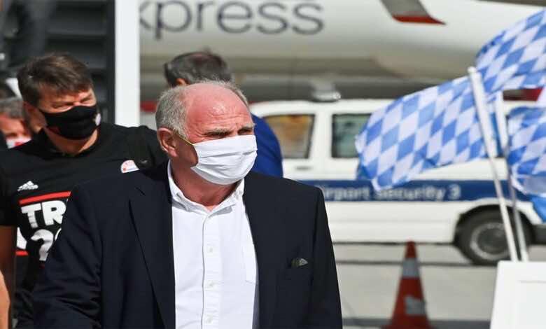 أولي هونيس يهنىء لوف بقراره لترك منتخب ألمانيا بعد انتهاء يورو 2021