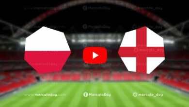 """مشاهدة مباراة منتخب انجلترا ومنتخب بولندا في بث مباشر اليوم تصفيات كأس العالم """"يلا شوت"""""""