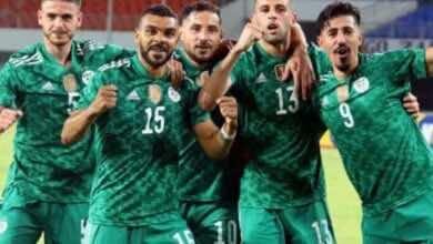 مشاهدة اهداف مباراة منتخب الجزائر ومنتخب بوتسوانا فى تصفيات كأس امم افريقيا 2021