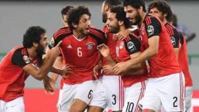 مشاهدة اهداف مباراة منتخب مصر ومنتخب جزر القمر فى تصفيات كأس امم افريقيا - فيديو