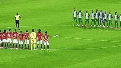نتيجة مباراة منتخب مصر ومنتخب جزر القمر فى تصفيات كأس امم افريقيا