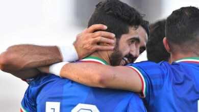 مشاهدة اهداف مباراة منتخب الكويت ومنتخب لبنان ضمن استعدادات تصفيات كأس العالم - فيديو