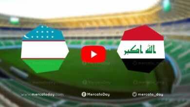 """مشاهدة مباراة منتخب العراق ومنتخب أوزبكستان الودية في بث مباشر اليوم """"كورة لايف"""""""