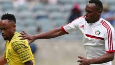 مشاهدة اهداف مباراة منتخب السودان ومنتخب جنوب افريقيا فى تصفيات امم افريقيا 2021 - فيديو